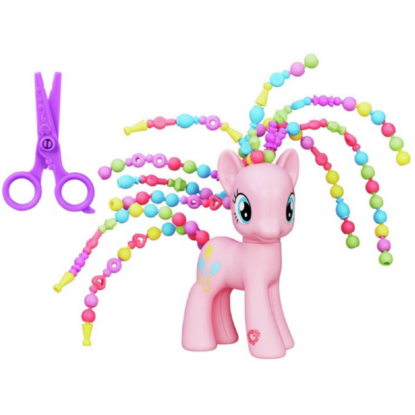 My Little Pony Equestria cutie twisty-do Hair Play Set - Pinkie Pie or Applejack